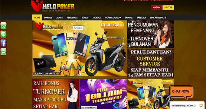 Inilah Alasan Harus Bermain Poker Online di Situs Helopoker